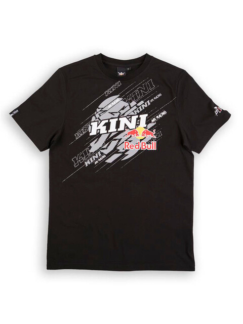 Kini Red Bull Dissected Tee Men black